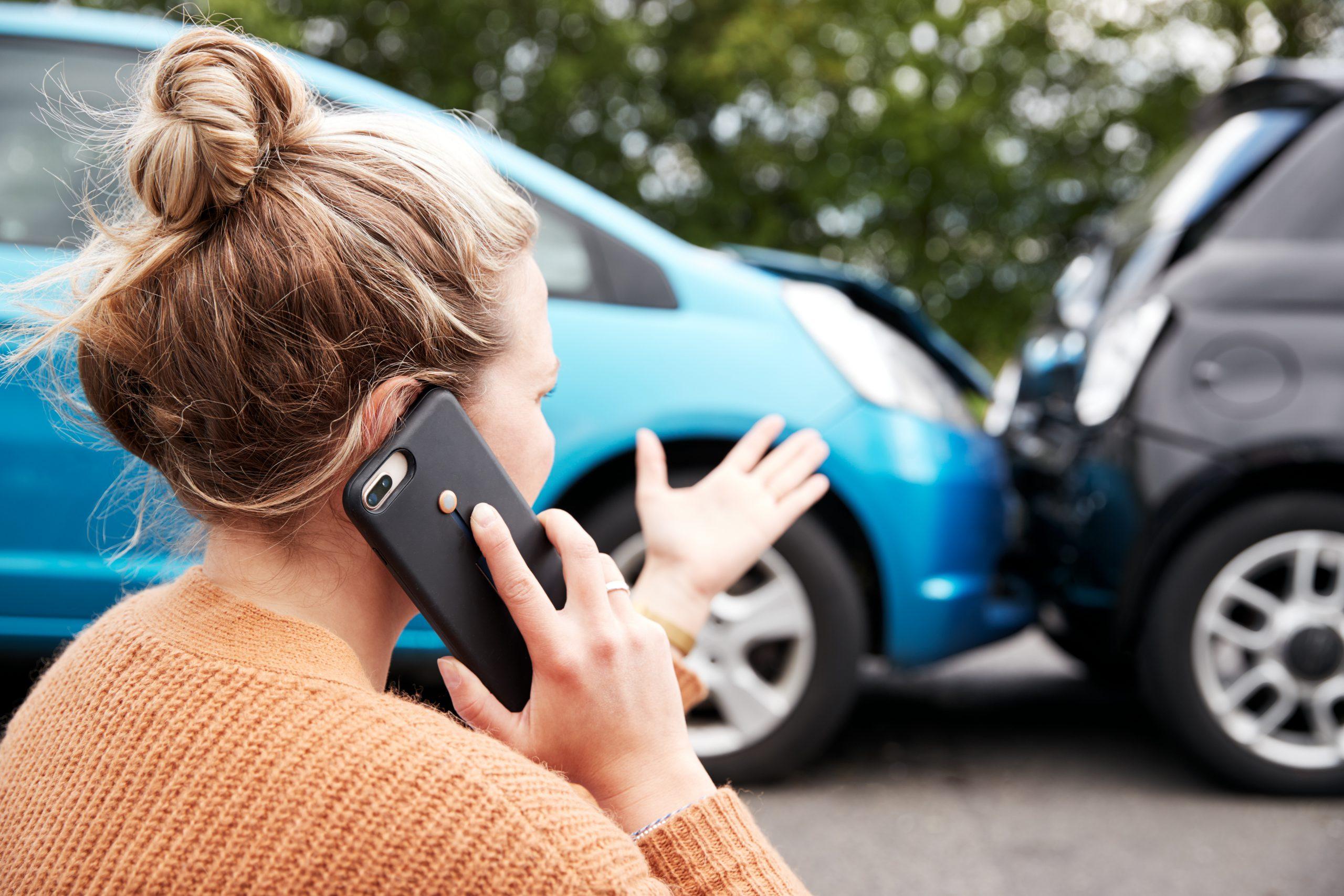 Auto Insurance - Automobile Wreck
